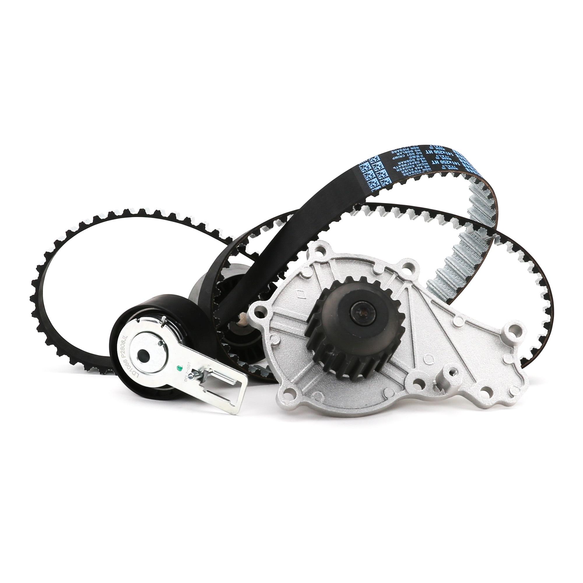 Water Pump + Timing Belt Kit DOLZ 06KD086 rating