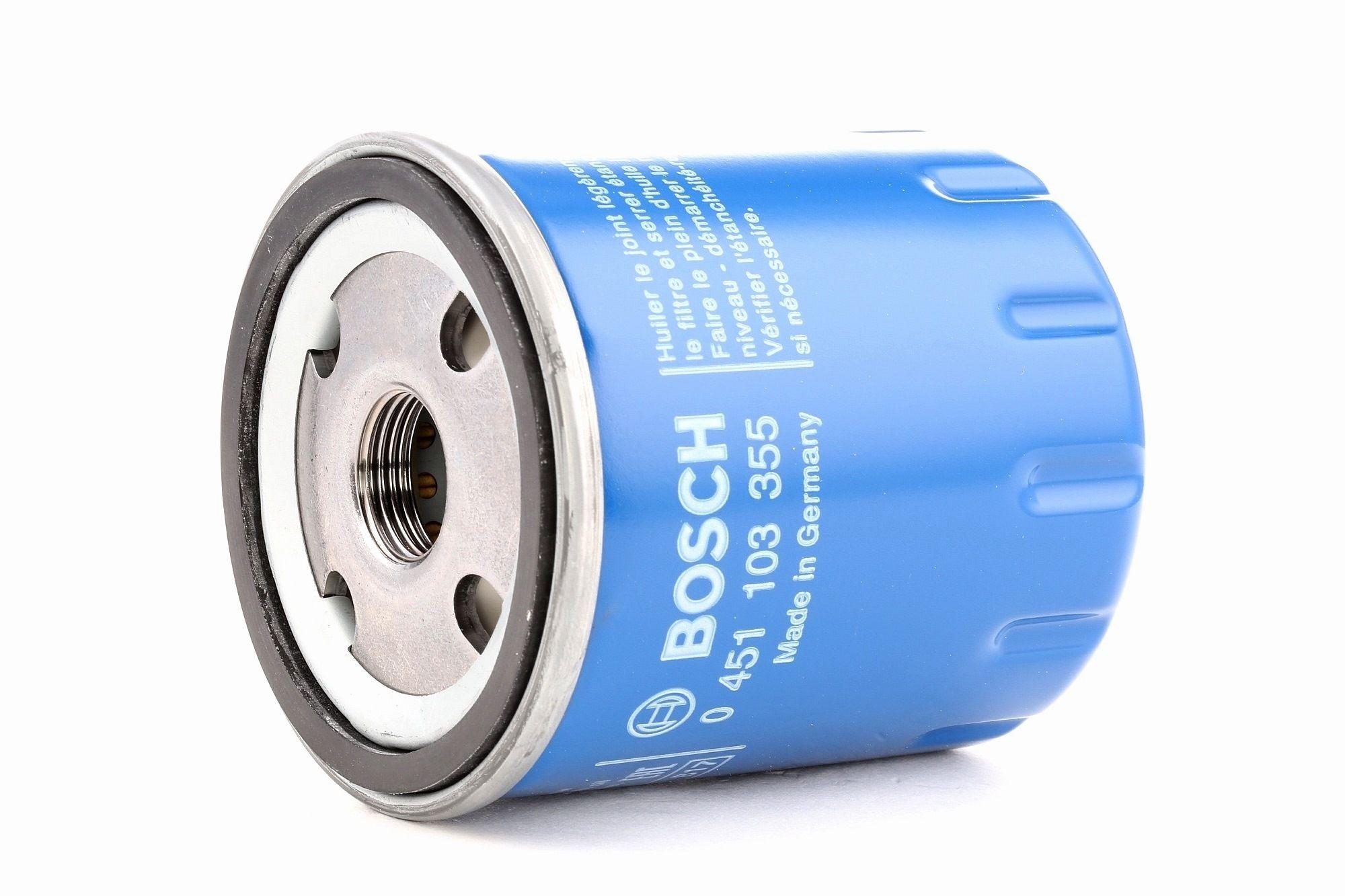 Engine oil filter BOSCH OFPEU3 rating