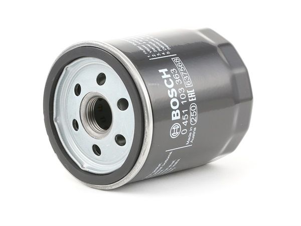 Oil filter BOSCH P3363 Screw-on Filter