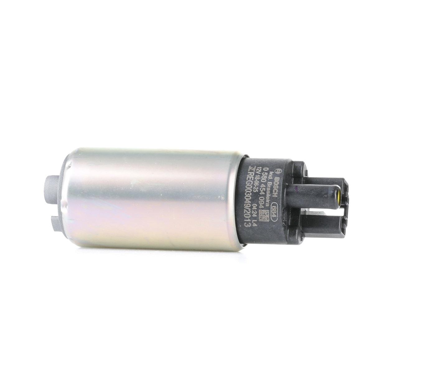 Bomba de combustible BOSCH 0 580 454 094 evaluación