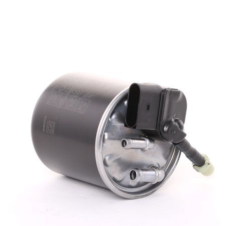 Fuel filter Height: 124mm, Housing Diameter: 87mm with OEM Number 651 090 16 52