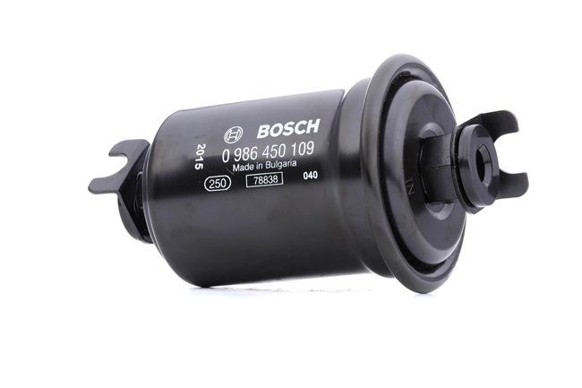 Filtro de combustible BOSCH F0109 Filtro de tubería