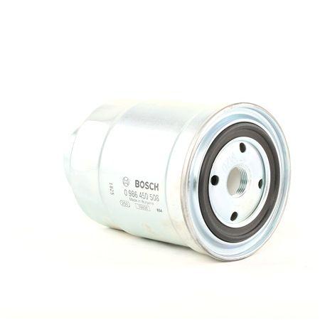 Filtro de combustible BOSCH N0508 Filtro enroscable