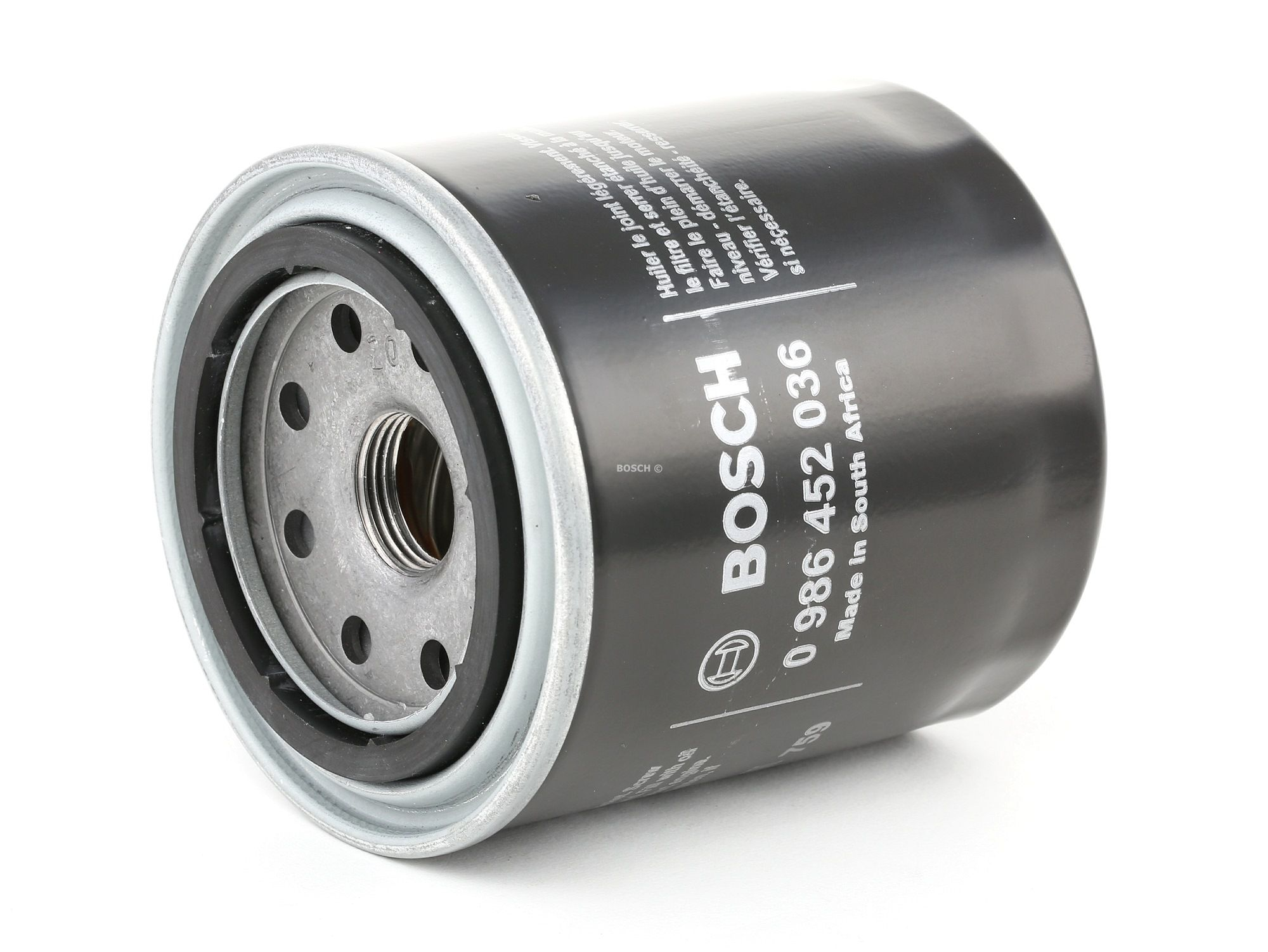 Engine oil filter BOSCH OFROV2 rating