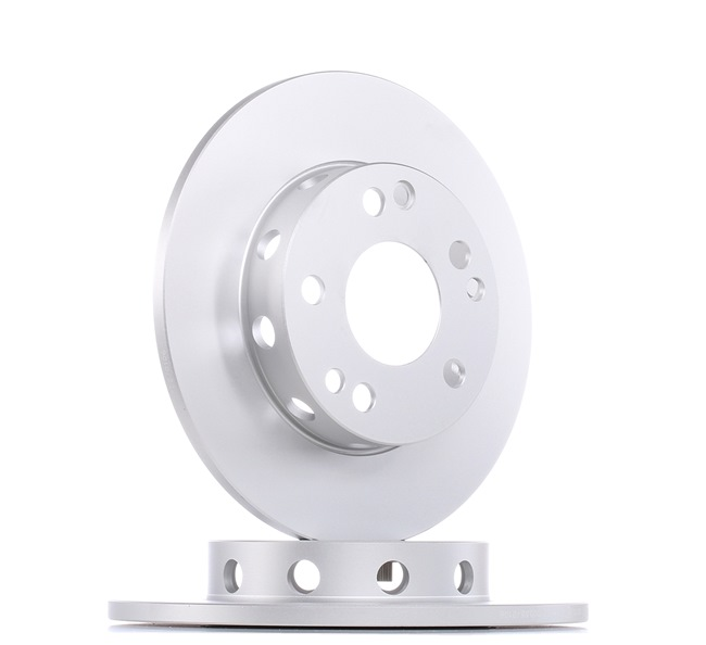 Frenos de disco BOSCH E190R02C03550106 Macizo, revestido, con tornillos