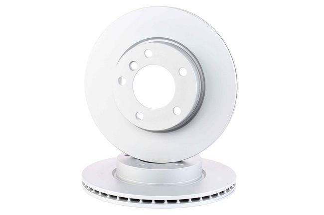 Frenos de disco BOSCH BD437 ventilado, Ventilación interna, revestido, altamente carbonizado