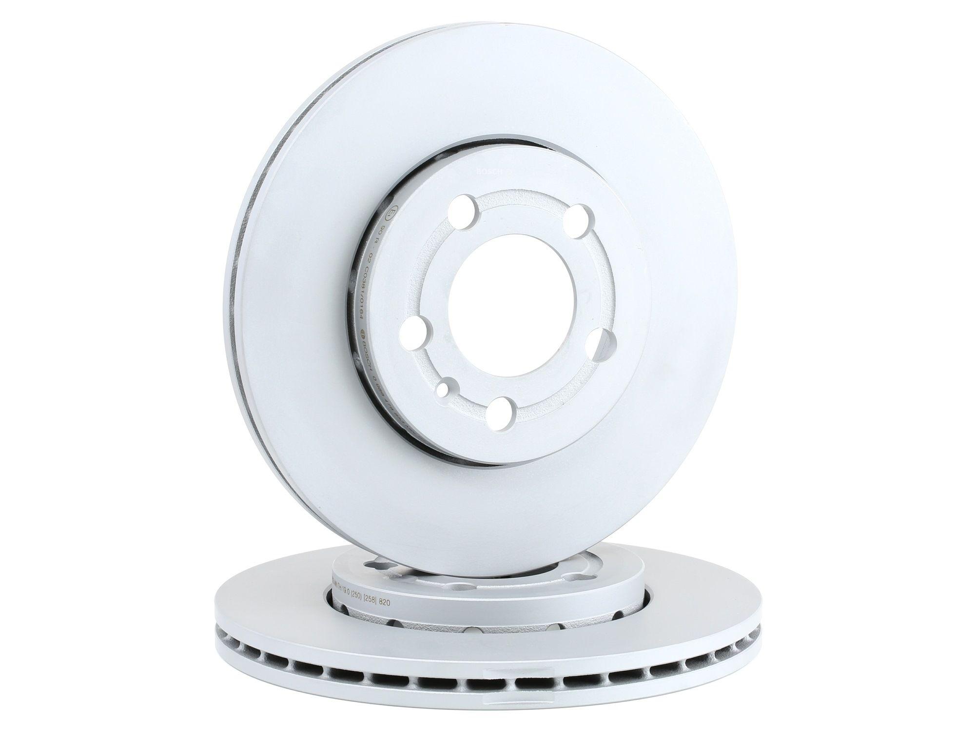 Brake Rotors BOSCH E190R02C00910049 rating