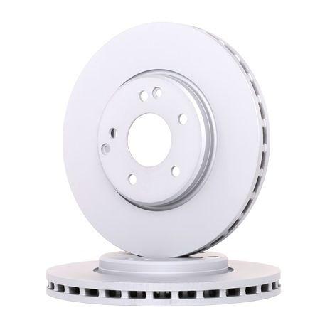 Frenos de disco BOSCH BD775 Ventilación interna, ventilado, revestido, altamente carbonizado, con tornillos