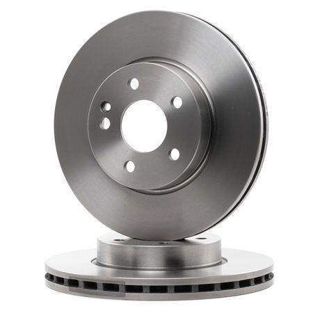 Frenos de disco BOSCH BD975 ventilado, aceitado, altamente carbonizado