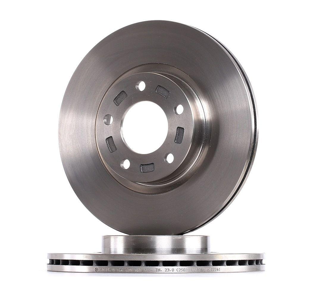 Brake Rotors BOSCH BD1056 rating