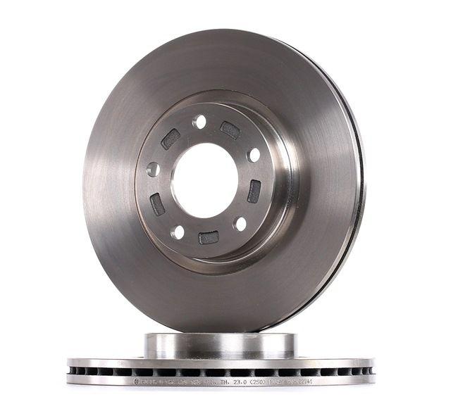 Brake Disc 0 986 479 183 3 (BL) 2.0 MY 2013