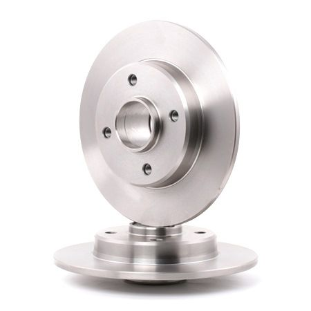 Brake discs and rotors BOSCH BD1133 Solid, Oiled, without integrated magnetic sensor ring, without wheel bearing