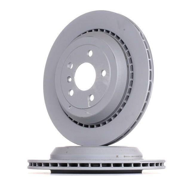 Спирачен диск 0 986 479 285 M-класа (W164) ML 320 CDI 3.0 4-matic (164.122) Г.П. 2008