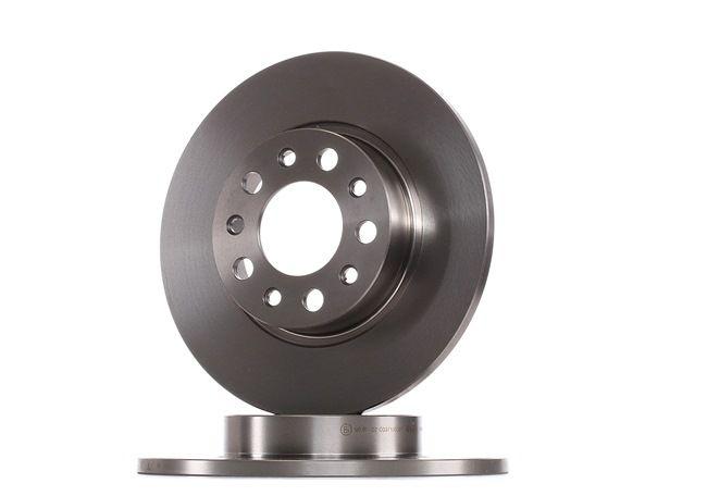 OEM Bremsscheibe BOSCH E190R02C03710087 für ALFA ROMEO