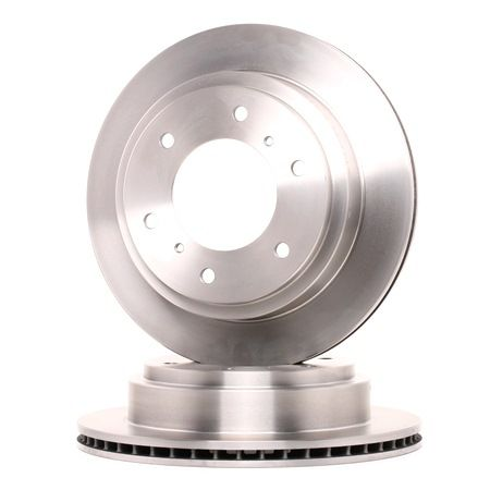 Frenos de disco BOSCH E190R02C04381201 ventilado, aceitado