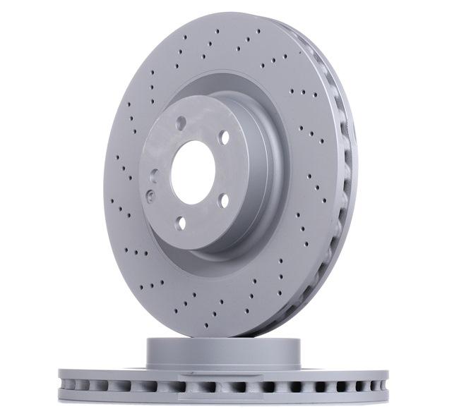 BOSCH 0986479412 Disc brake set