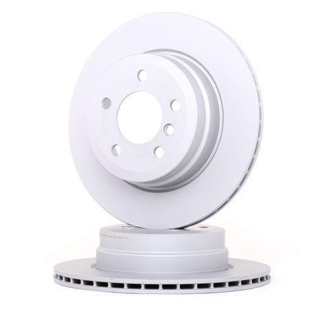 BOSCH 0986479442 Disc brake set