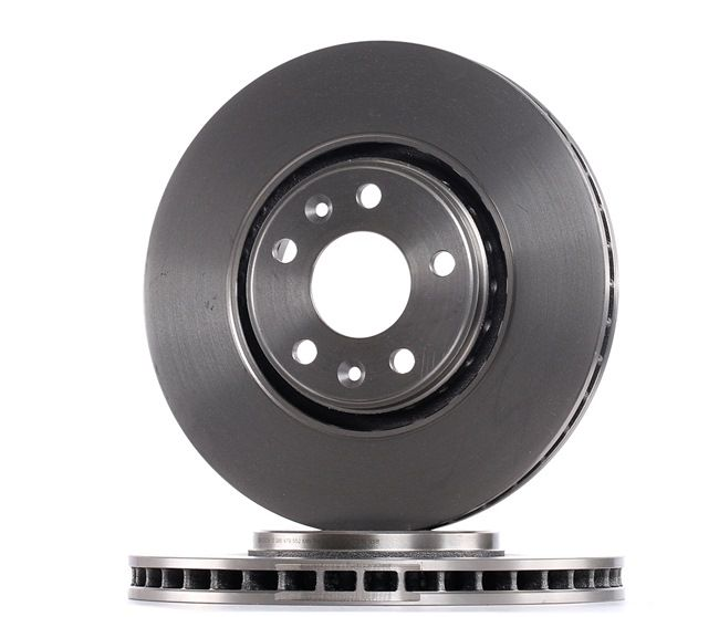 Brake discs and rotors BOSCH BD1396 Vented, Oiled, High-carbon, with screws