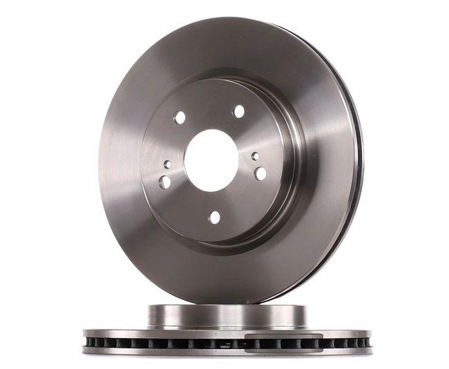 Frenos de disco BOSCH E190R02C00740327 ventilado, aceitado