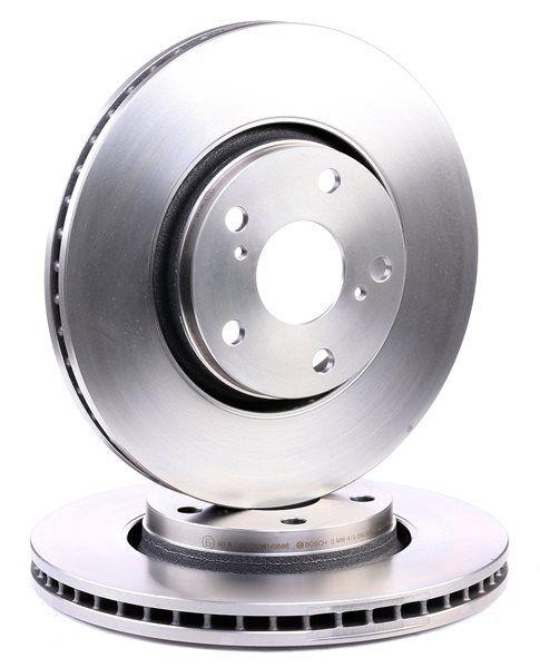 BOSCH 0986479560 Disc brake set