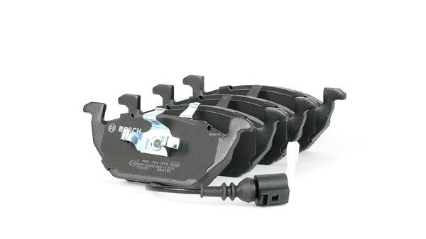 Bremsbelagsatz, Scheibenbremse Breite: 146mm, Höhe: 54,7mm, Dicke/Stärke: 19,5mm mit OEM-Nummer JZW 698 151