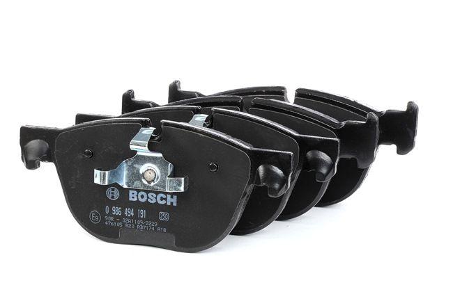 BOSCH 0986494191 Brake pad set disc brake