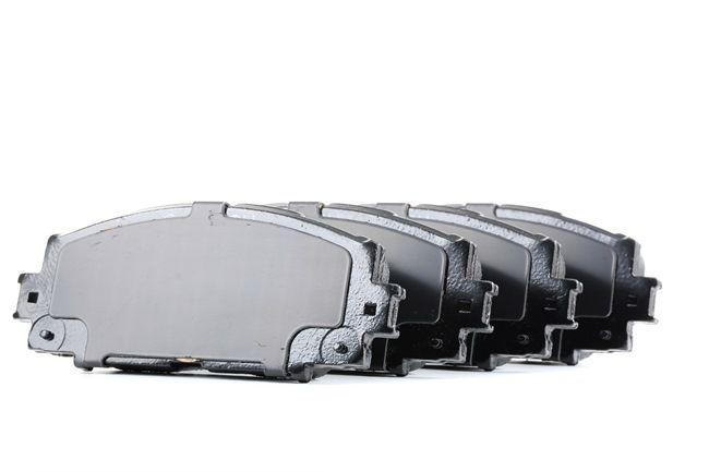 OEM Bremsbelagsatz, Scheibenbremse BOSCH BP1108 für LEXUS