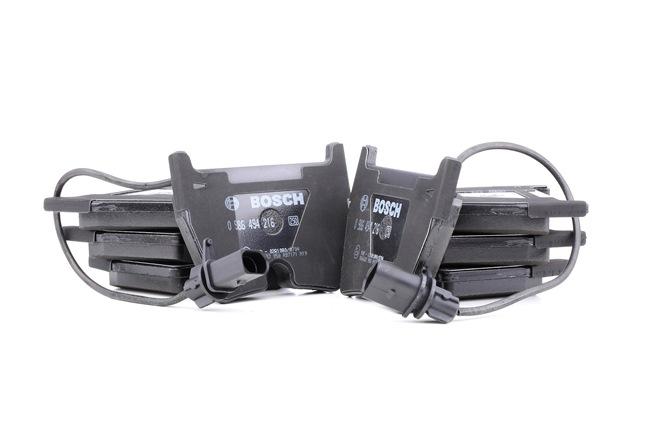 BOSCH 0986494216 Brake pad set disc brake