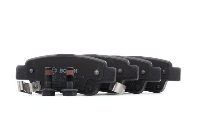 BOSCH 0986494329 Brake pad set disc brake