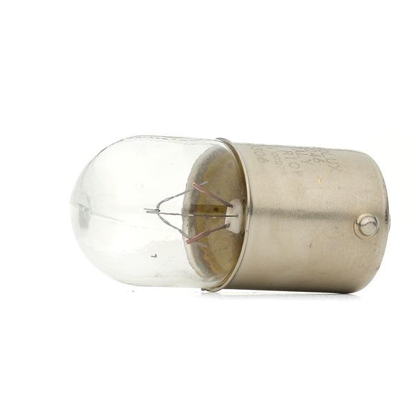 Крушка с нагреваема жичка, светлини на рег. номер R10W, BA15s, 24волт, 10ват N246