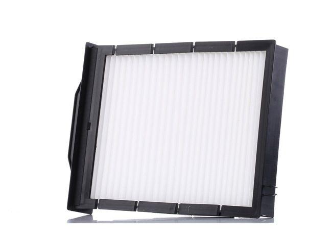 CLEAN FILTER Cabin filter RENAULT Filter Insert