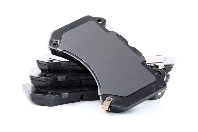 OEM Brake Pad Set, disc brake BREMBO 25859 for DODGE