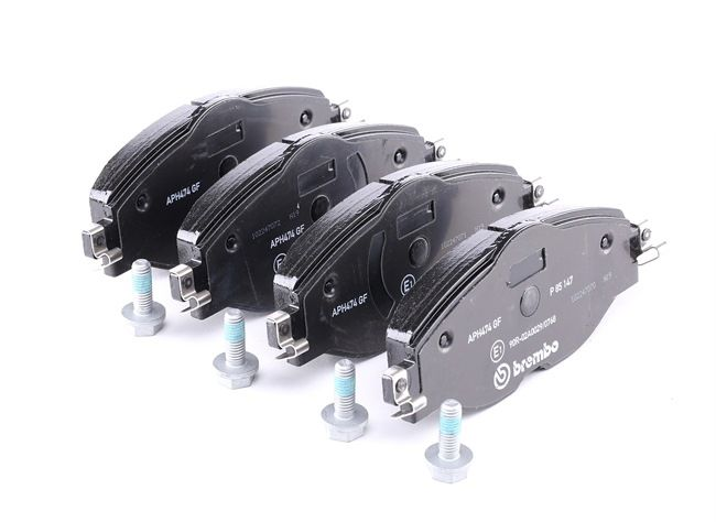 Kit de plaquettes de frein, frein à disque Largeur: 160,3mm, Hauteur: 64,5mm, Épaisseur: 20,3mm avec OEM numéro 5Q0 698 151D