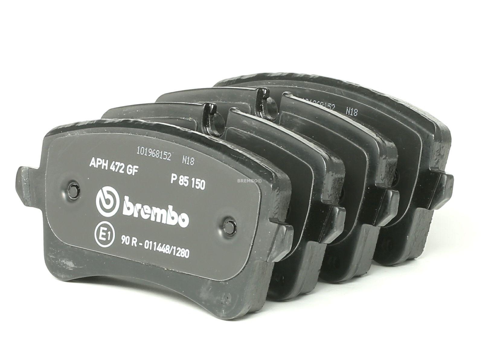 Disk brake pads BREMBO 24606 rating