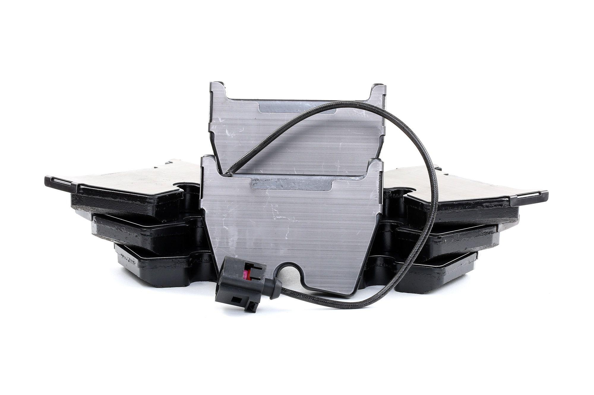 Disk brake pads BREMBO 22033 rating
