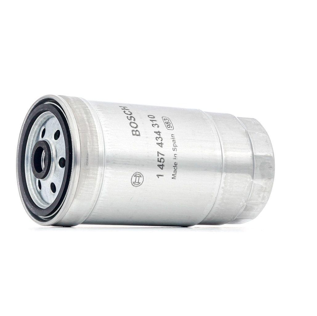 Fuel filter BOSCH 1 457 434 310 rating