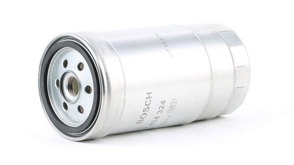 Filtro de combustible BOSCH N4324 Filtro enroscable