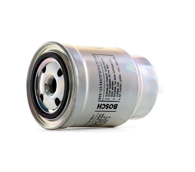 Filtro de combustible BOSCH N4439 Filtro enroscable