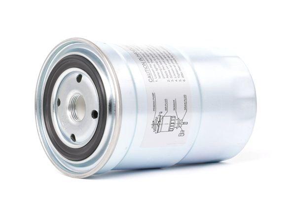 Filtro de combustible BOSCH N4459 Filtro enroscable