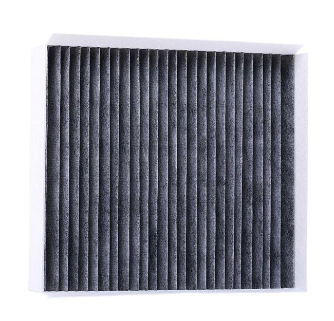 Filter, Innenraumluft Länge: 229mm, Breite: 206mm, Höhe: 40mm mit OEM-Nummer 668 099 03