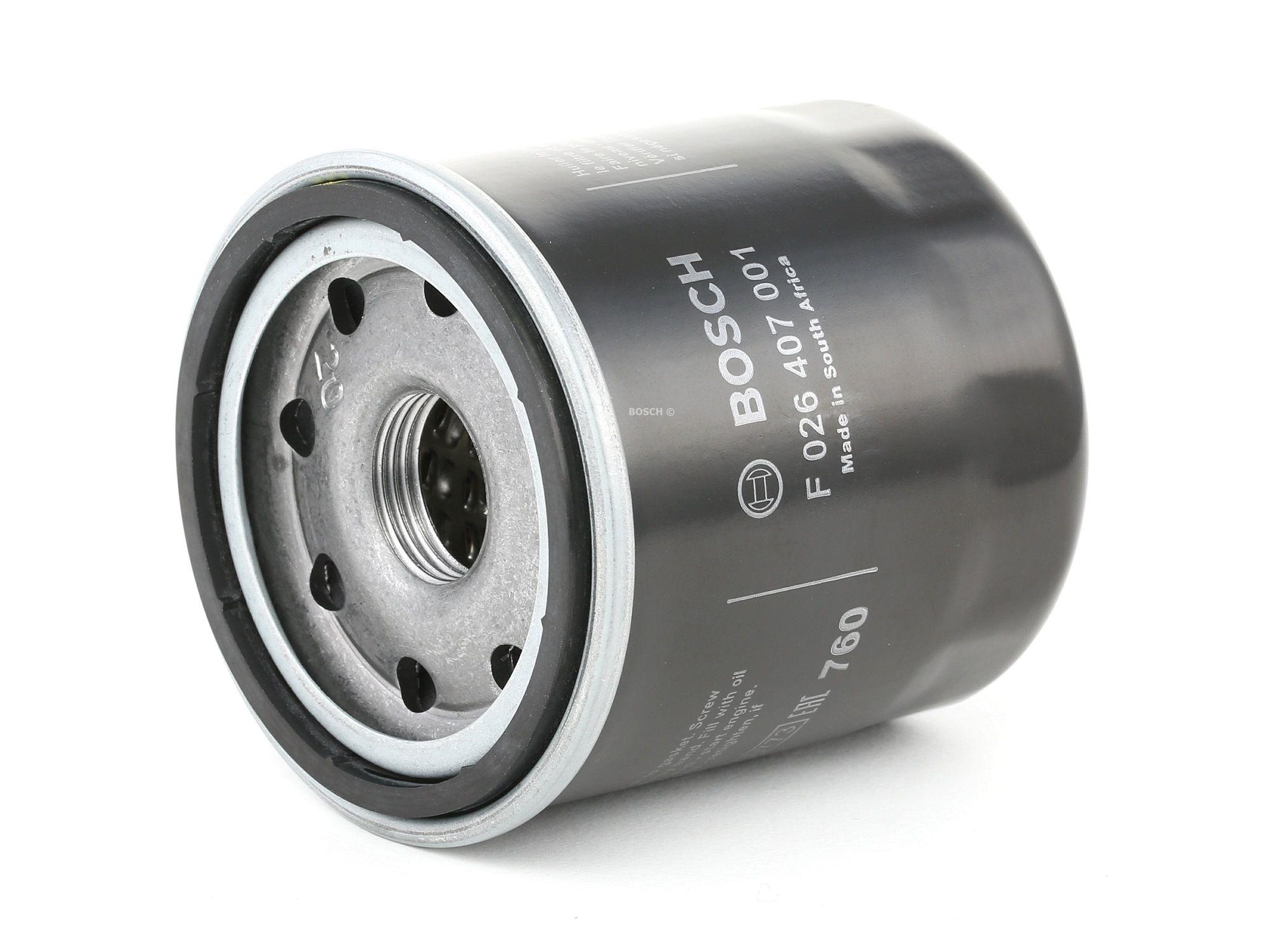 Filter BOSCH F 026 407 001 Bewertung