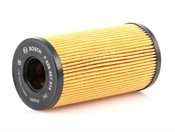BOSCH Olejový filtr Vložka filtru