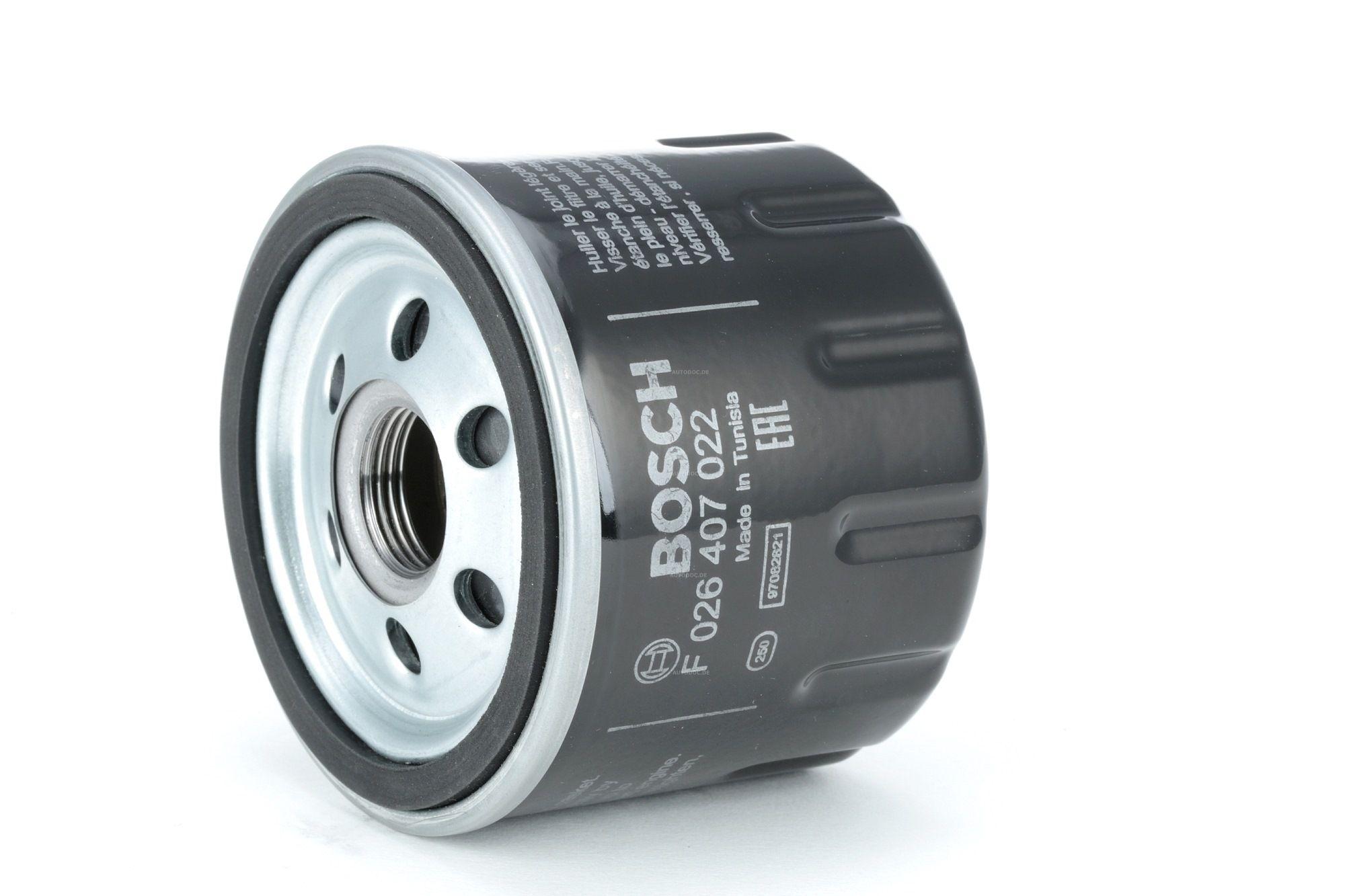 Filter BOSCH F 026 407 022 Bewertung
