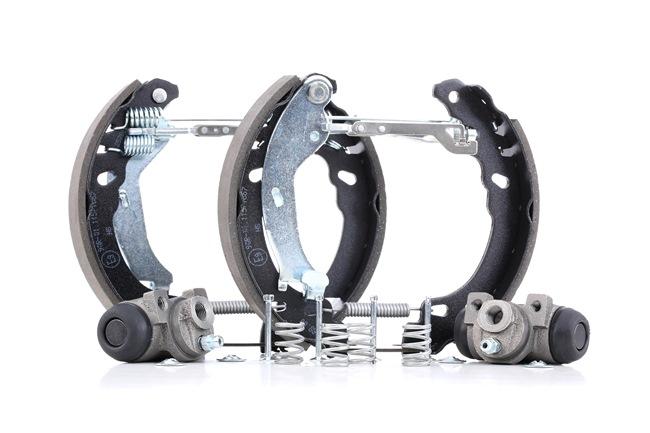 Brake Set, drum brakes SPK 3158.00 PANDA (169) 1.2 MY 2020