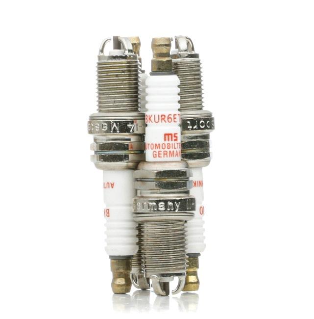 Spark Plug with OEM Number 91 951 09