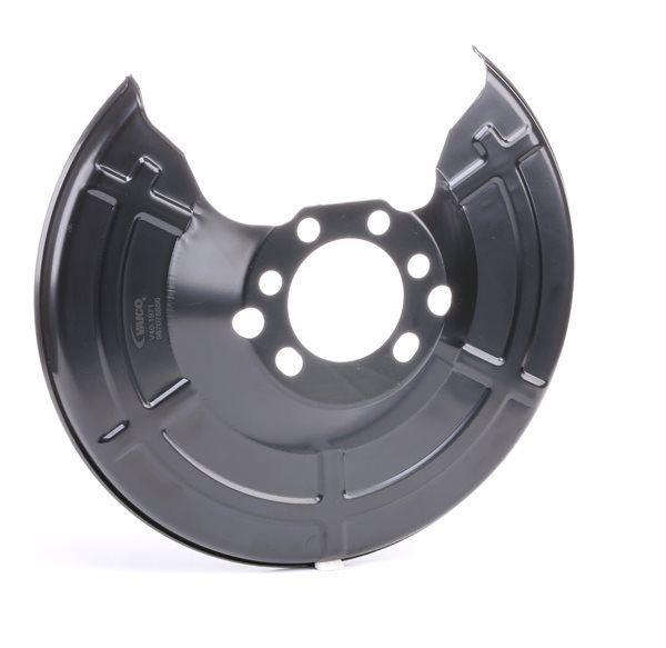 VAICO Brake back plate VAUXHALL Rear Axle, Original VAICO Quality