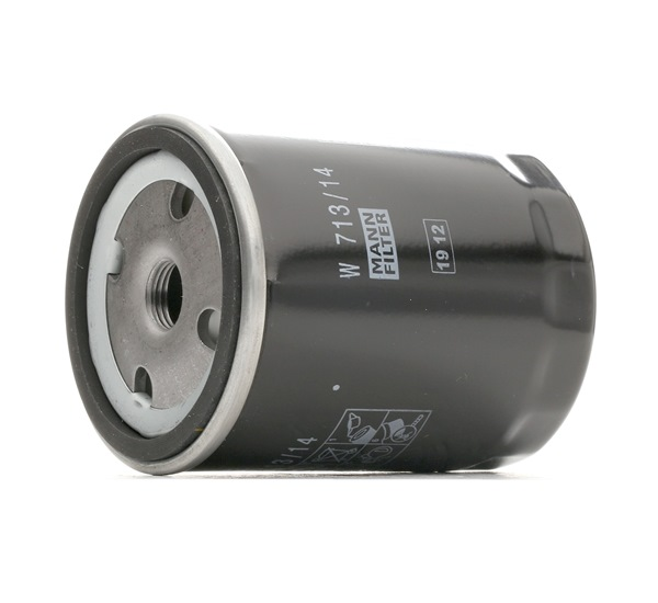 Oil Filter MANN-FILTER W71314