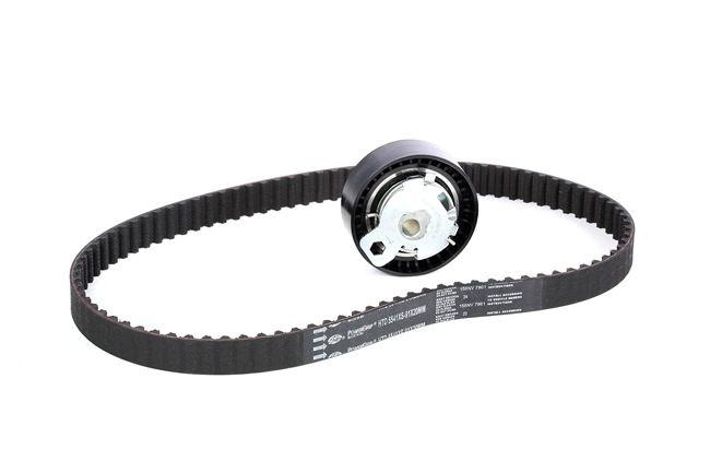 Transmisión por correa / cadena Focus II Berlina (DB_, FCH, DH): K015541XS GATES FleetRunner™ Micro-V® Stretch Fit®