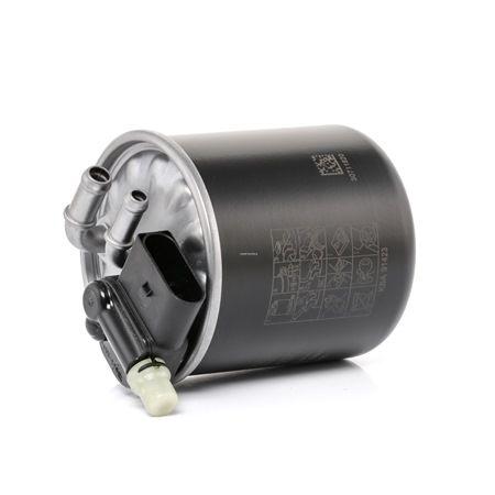 MANN-FILTER Filtro de combustível Filtro dos tubos
