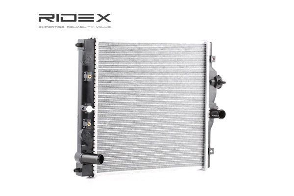 RIDEX Chladič motoru HONDA